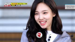 [RUNNINGMAN THE LEGEND] [EP 398-1] | The most lovely stage of TWICE & Ae-gyo Battle!