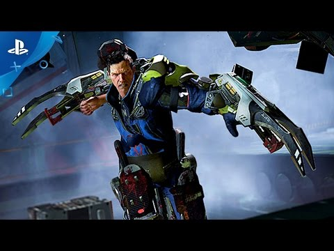 The Surge - Combat Trailer | PS4