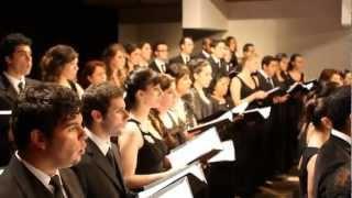 11. Coral UTFPR - Missa Festiva - I. Kyrie (John Leavitt)