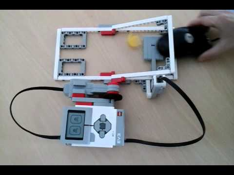 Lego EV3 MouseTrap