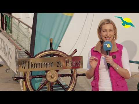 MS ALBATROS Rundgang mit Vorstellung Wellness, SPA & Fitness | Phoenix Reisen TV #75