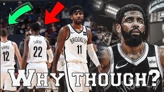 ESPN is LYING TO YOU About Kyrie Irving's Behavior for the Brooklyn Nets (FT. NBA Highlights)