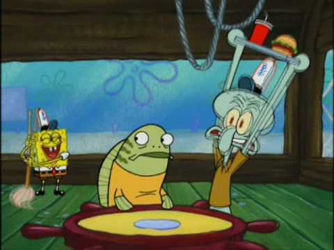 SpongeBob Laugh Box2 - YouTube