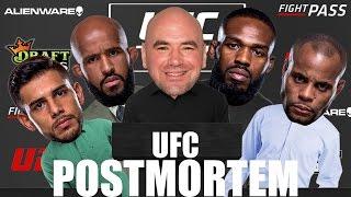 UFC 197 POSTMORTEM!!!