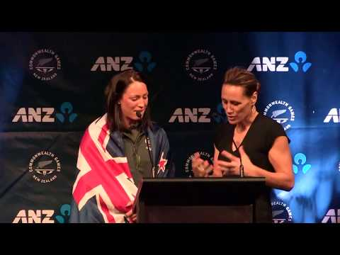 Commonwealth Games 2018 : NZ Flag Bearer Announced