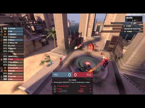 UGC Highlander Season 14 Week 3: TC: Crash vs VENI VIDI VICI