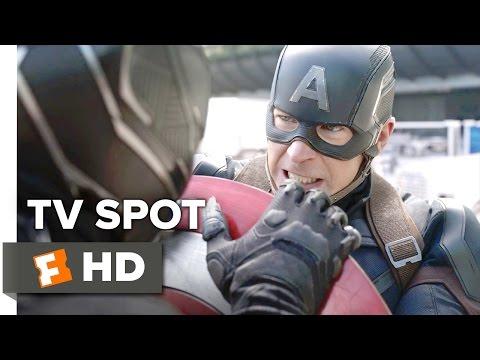 Captain America: Civil War TV SPOT - 10 Day Countdown (2016) - Chris Evans Movie HD