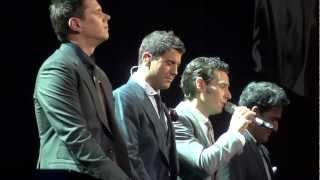 Watch Il Divo Hallelujah video