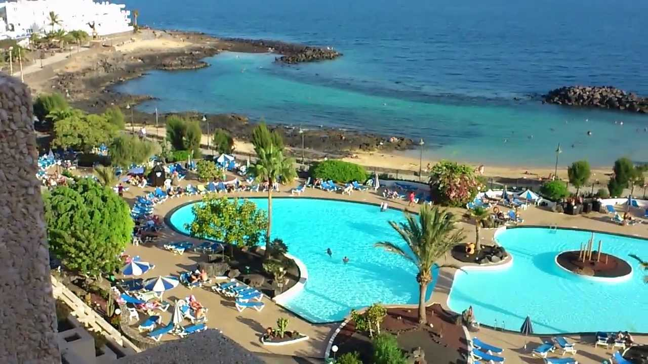 Lanzarote Be Live Grand Teguise Playa Sept 2012 Youtube