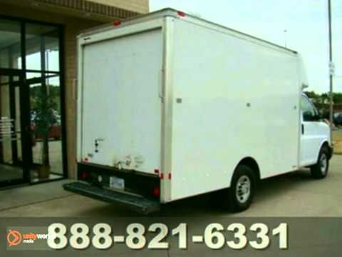 2009 Chevrolet Express Commercial Cutaway #3926 in - SOLD
