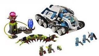 "Lego Galaxy Squad 70709 ""Galactic Titan"" Set Review!"