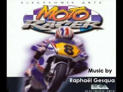 Misc Computer Games - Moto Racer 2 - Track 06