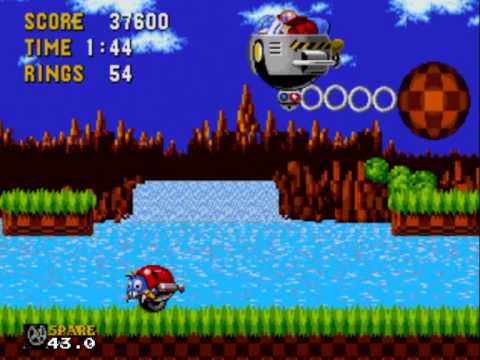 Hardest Sonic Boss Ever?