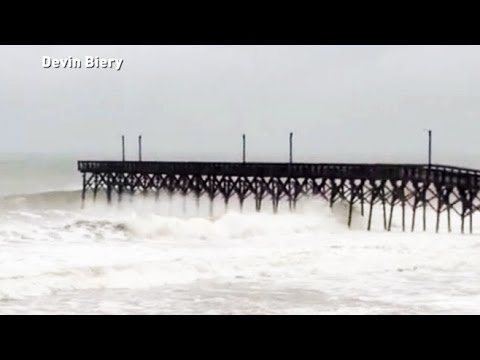 North Carolina Preparing for Hurricane Arthur,...