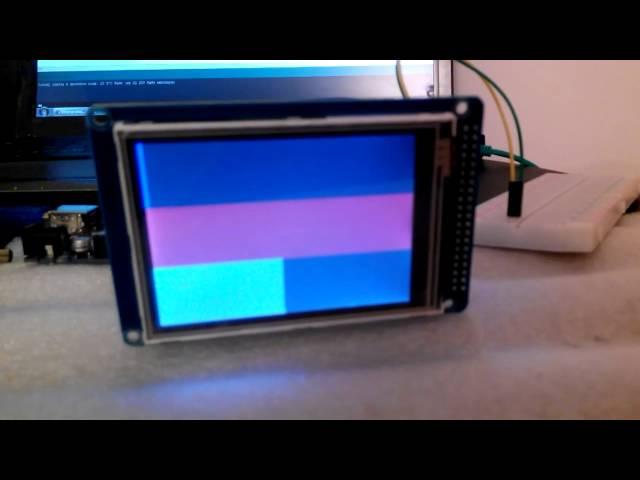 KOOKYE Mega2560 Board 32 TFT LCD Touch Screen