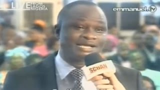 SCOAN 19/04/15: Powerful Prophecy Testimony. Emmanuel TV