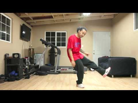 House Dance Tutorial - Sidewalk