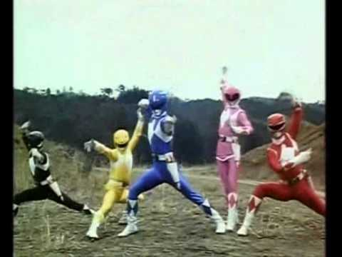 It's Morphin Time! (Compilation)