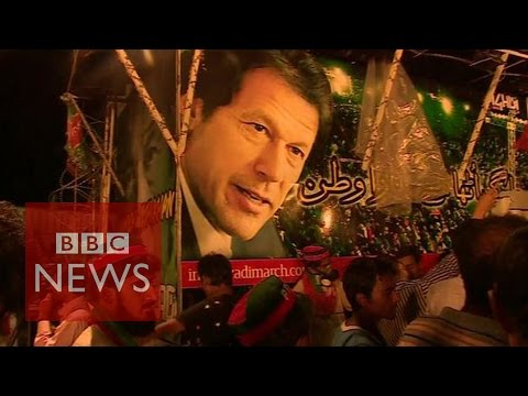 Imran Khan: Pakistan becoming like 'Mubarak dictatorship' - BBC News