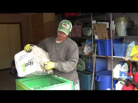 Cellulose Insulation -How To Install Blown Insulation by Yourself