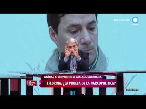 El polémico comentario de Aníbal Fernández en La TV Pública