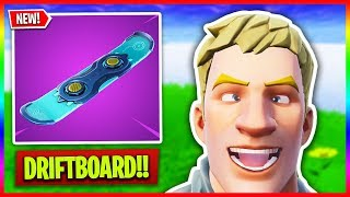 🔴 Solo Squads!! // NEW Hoverboard Item 🏂 (Fortnite LIVE Gameplay)