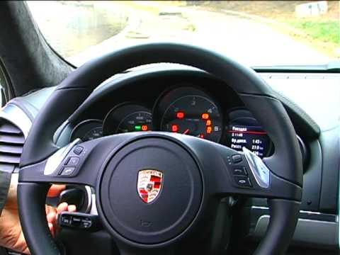 Тест-драйв Porsche Cayenne