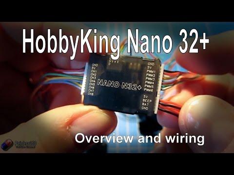 RC Reviews - HobbyKing N32+ Nano flight controller