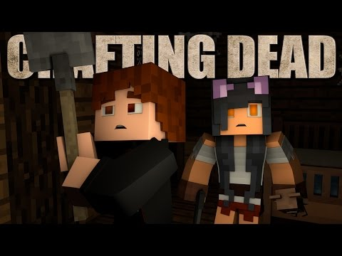 "Minecraft Crafting Dead - ""Finding Jess"" #8 (The Walking Dead Roleplay S6)"