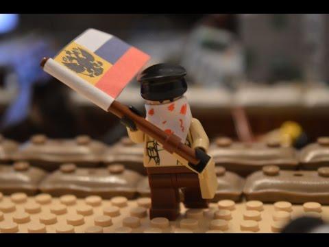 Lego WW1: The Attack Of The Dead Men