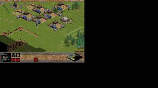 Age of Empires Aoe 2018 Solo Random & Yamato 1vs1 on The World episodes 5