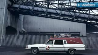 Ghostbusters ecto 1 replica