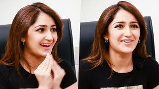 """I was Shocked when I saw it and felt uncomfortable!"" - Sayyeshaa Opens up about Vanamagan