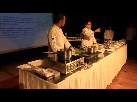Texture & Flavor Manipulations in Culinary -- Video 3.
