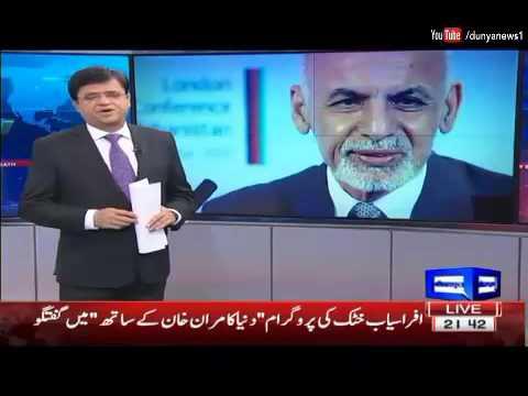 Dunya Kamran Khan Kay Sath – 26 April 2016
