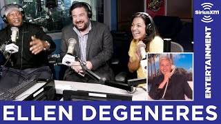 Ellen DeGeneres Surprises The Morning Mash Up