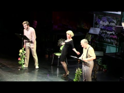 Closed for Renovation - Little Shop of Horrors - 2015 Encores! Off-Center Cast