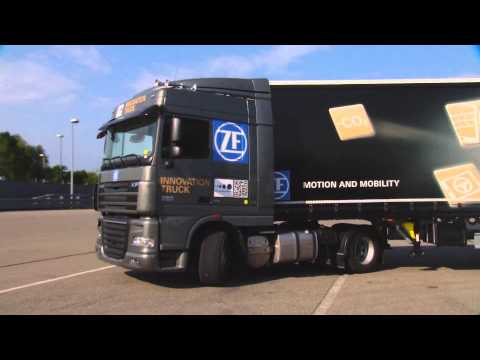 ZF Innovation Truck 2014