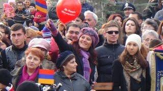 Erevane nshec Sb. Sargsi Tone 31.01.2015