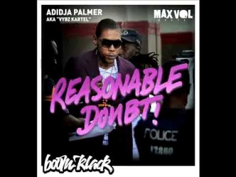 Vybz Kartel - Reasonable Doubt (Re-Mixtape by Max Vol)