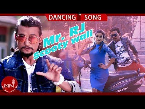 MR.RJ New DJ Song 2018   Scooty Wali - Tek BC & AD Amdha Datta Bhatta Ft. Anjali Adhikari & Bikram