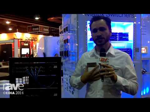 CEDIA 2014: Key Digital Shows Its Digital iQ Series HDMI HDBaseT 4K Ultra HD Matrix Switchers