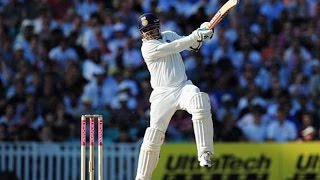 VIRENDER SEHWAG hammers 83 - sets up a famous win for India vs England 2008 at Chennai.