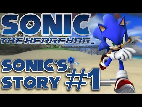 Sonic The Hedgehog 2006 - Sonics Story Part 1 - Wave Ocean
