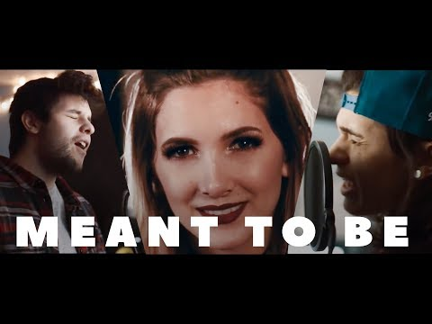 Bebe Rexha - Meant to Be feat. Florida Georgia Line Tyler & Ryan Ft. Halocene Cover