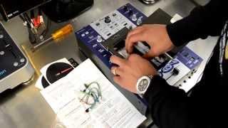 Mini Innofader PNP Crossfader Unboxing & DIY Installation (Pioneer DJM-T1 Mixer)