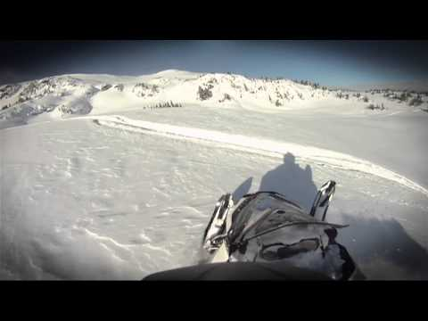 Avalanche Realities Snowmobiler TV show Part 4