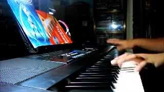 Mitchie M - ぶれないアイで (Burenai Ai de) Piano Cover