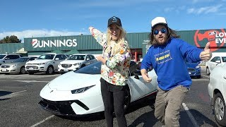 Supercar Blondie Takes On Ozzy Man Reviews!