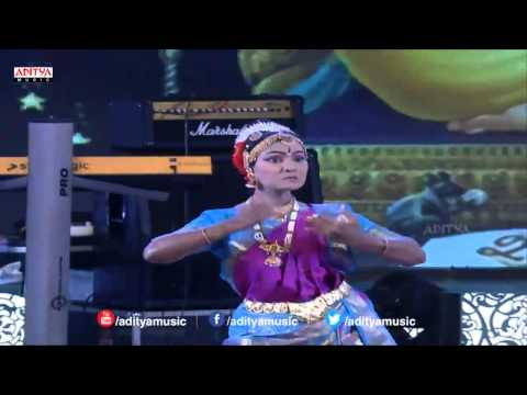 Rabasa Audio Launch - Classical Dance Performance - Jr NTR, Samantha,Pranitha